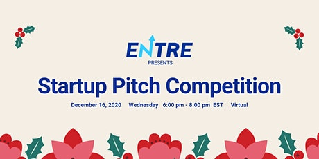 Startup Pitch Competition tickets