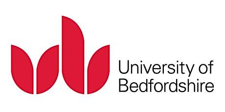 University of Bedfordshire Online Festive Open Evening - Live Q & A tickets