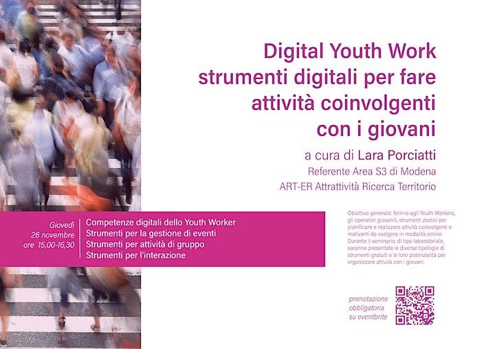 Immagine Comunità Maiuscole - Percorso formativo per youth worker
