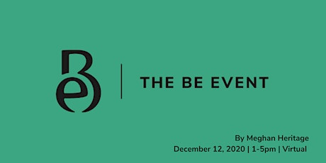 The BE Event 2020 [LIVE and VIRTUAL!] tickets