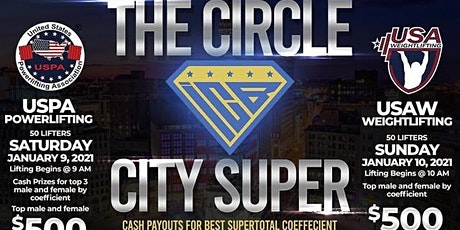 The Circle City Super tickets