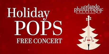 Holiday Pops- Orlando Philharmonic Orchestra tickets