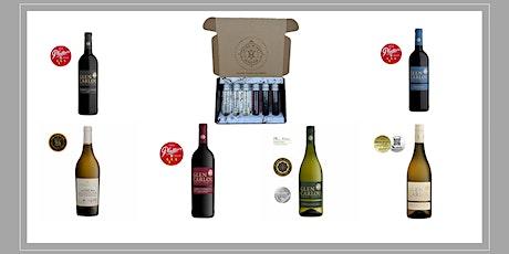 Glen Carlou ~ Virtual Live Wine  Tasting ~ A  tour through our wine cellar tickets