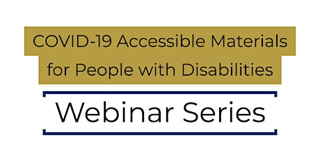 COVID-19 Guidance: Businesses and Employers and Disability Needs tickets