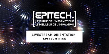 LIVESTREAM ORIENTATION - Epitech Nice tickets