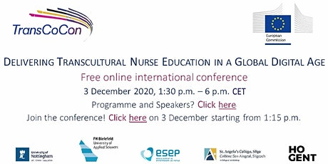 Delivering Transcultural Nursing Education in a Digital Age tickets