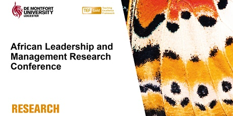 African Leadership and Management Conference tickets
