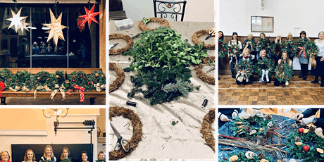 Virtual Christmas Table Decoration Workshop tickets