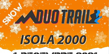 SNOW DUO TRAIL® MERCANTOUR | ISOLA 2000 HIVER biglietti