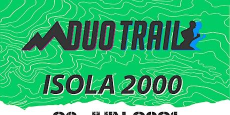 DUO TRAIL® Mercantour | Isola 2000 biglietti