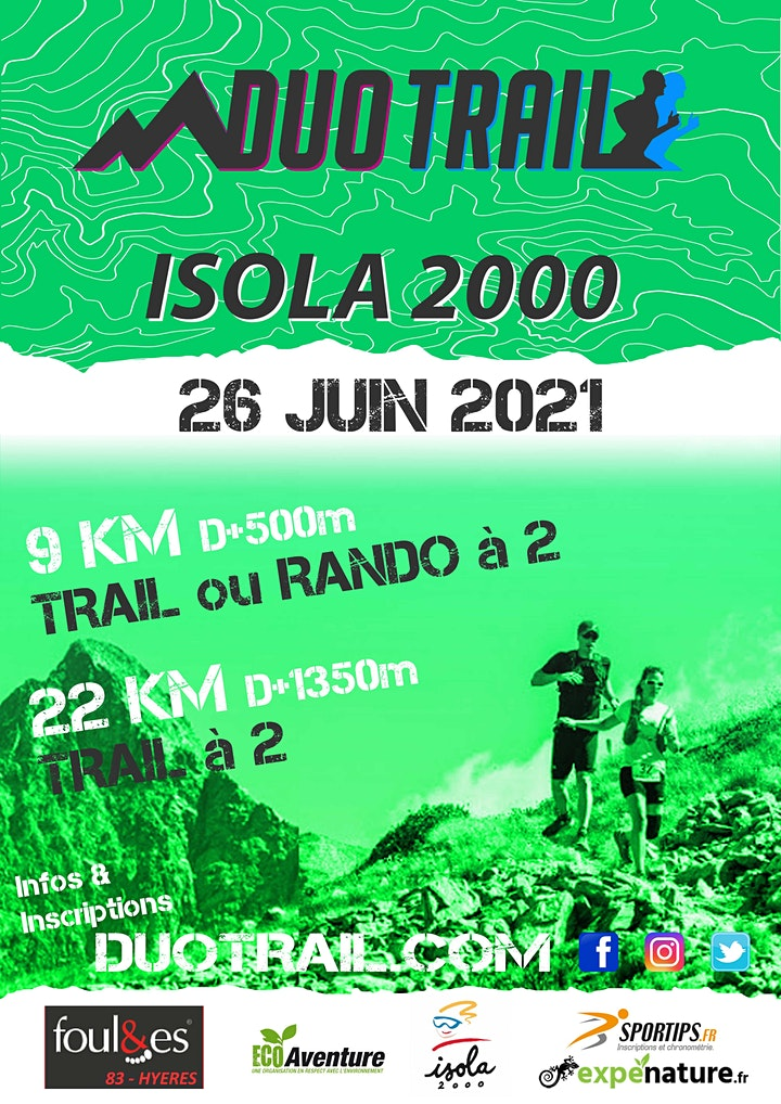 DUO TRAIL® Mercantour | Isola 2000 image