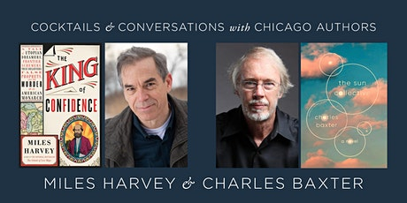 Chicago Author Miles Harvey in Conversation with Charles Baxter tickets