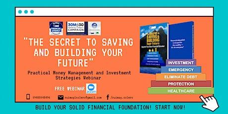 FREE Practical Money Management and Investment Strartegies Seminar Tickets