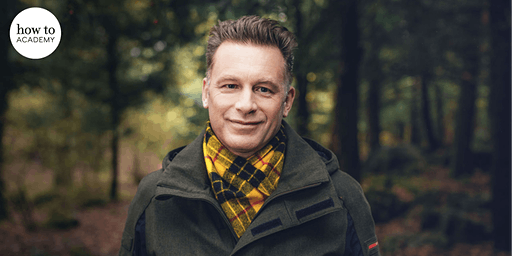 How to Love Nature and Save It: Chris Packham and Megan McCubbin