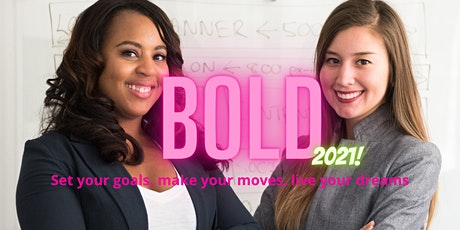 BOLD Goals Circles for Women - Free Taster Session tickets