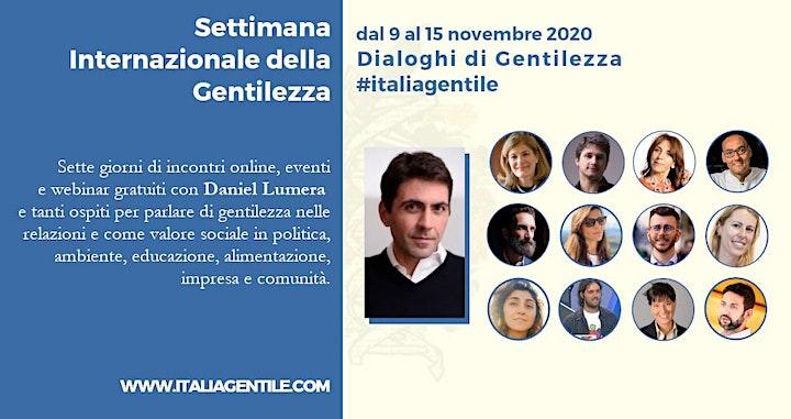 Immagine Webinar con Daniel Lumera, Chef Simone Salvini e Sonia Giuliodori