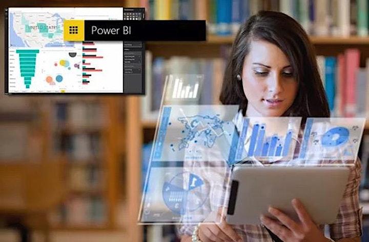 Business Technology Summit  |  Power BI, Power App & DAX trainings - Nov 12 image