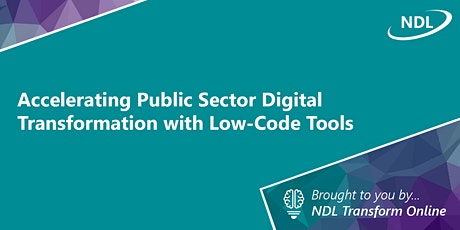 Accelerating Public Sector Digital Transformation with Low-Code Tools boletos