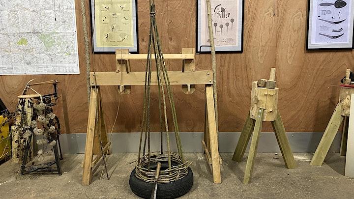 Garden Structures Weaving image
