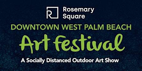 10th Annual Downtown West Palm Beach Art Festival tickets