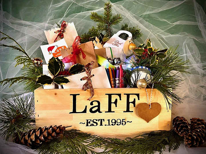 LaFF's 12 Days of Holiday Cheer FUNdraiser image