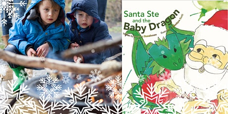 Christmas storytelling, campfire s'mores & sparklers! tickets