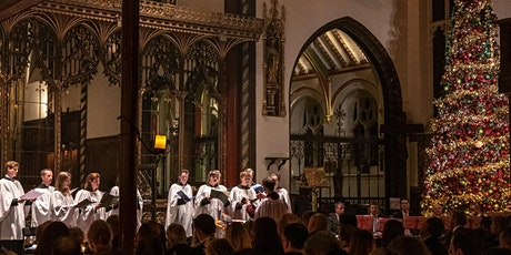 Christmas Carols with the National Churches Trust tickets