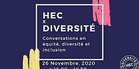 Conversations en ÉDI :  La diversité en milieu de travail billets