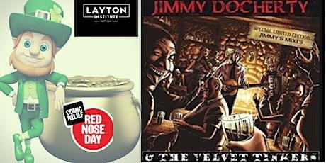 ST PATRICKS NIGHT CELEBRATION  WITH JIMMY DOCHERTY & THE VELVET TINKERS tickets