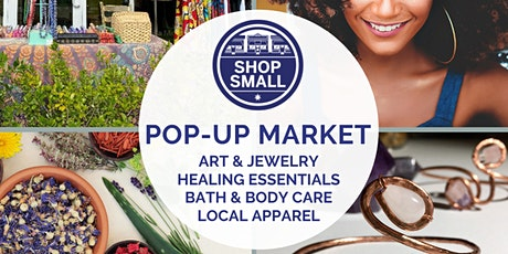 SHOP SMALL  Pop-Up Market! @Life Suites Uptown tickets