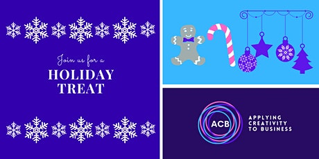 Applying Creativity to Business: Holiday Treat tickets