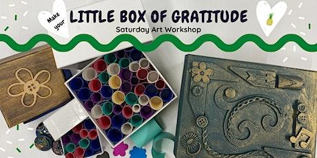 Little Box of Gratitude tickets