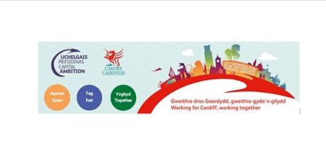 Cardiff Council Adult Social Services Strategy Development - Have Your Say! tickets
