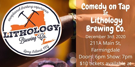 Comedy on Tap tickets