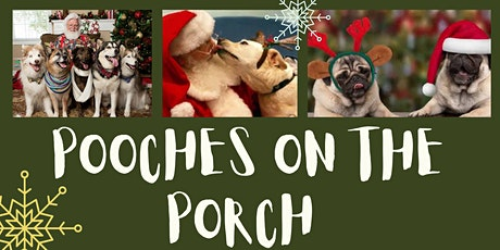 Pooches On The Porch Ugly Sweater Pawty tickets