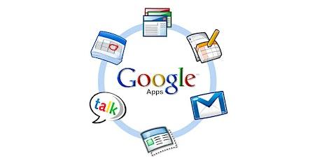Les outils Google billets