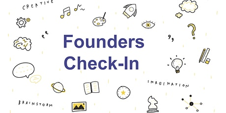 CEO Check-In: Founders tickets