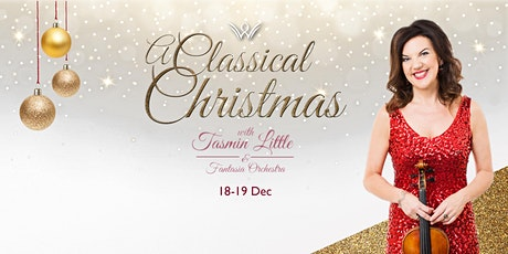 A Classical Christmas with Tasmin Little tickets