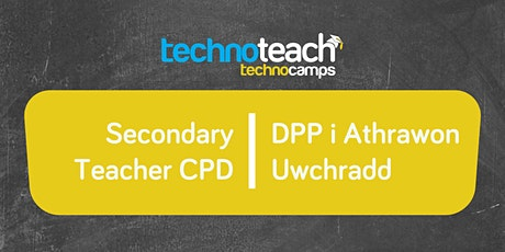 Secondary teacher CPD tickets