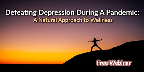 Special Webinar Event: Coping With Depression During A Pandemic tickets