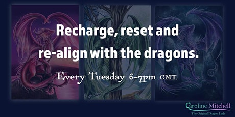 Reset, recharge and re-align with the dragons tickets