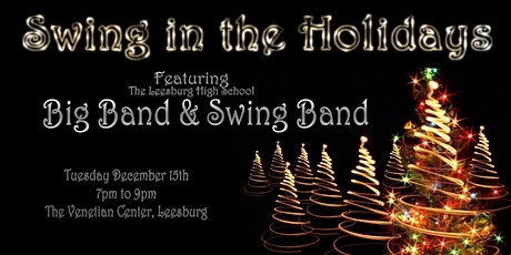 Swing in the Holidays tickets