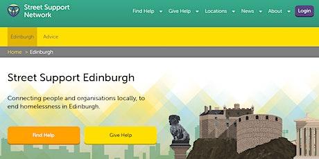 Street Support Edinburgh: Go Live tickets