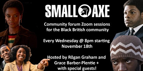 Small Axe Community Forum tickets