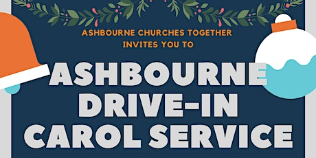 Ashbourne Drive-in Carol Service tickets