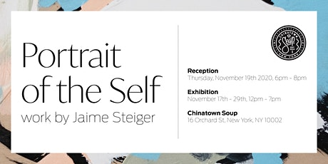 Jaime Steiger's Chinatown Soup Solo Show tickets