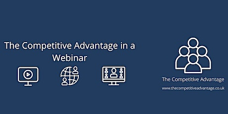 The Competitive Advantage in 60 minutes tickets