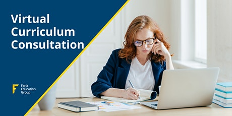 Virtual Curriculum Consultation Sessions tickets