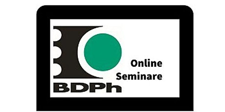 BDPh Online-Seminar - Der Übergang vom Kaiserreich zur Weimarer Republik Tickets