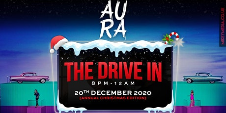 Aura - The Drive In tickets